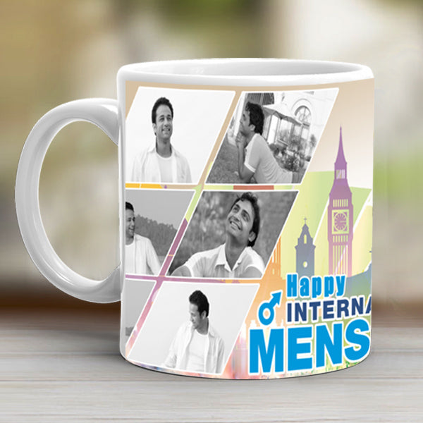 Men's Day Mug, International Men's Day Gift Ideas, Custom Men's Day Gifts