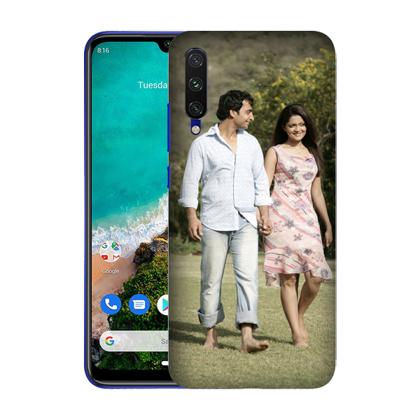 Buy Customised Mi A3 Mobile Covers/ Cases Online India - Zestpics
