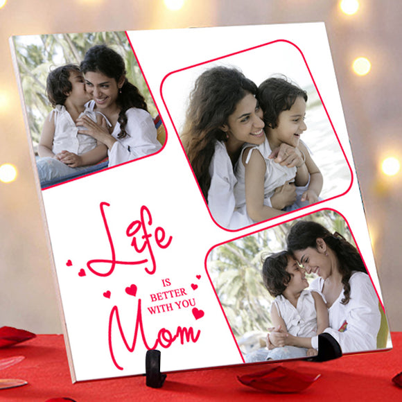 Buy/ Send Gifts for Mom, Mother's Day Gifts online to India - Zestpics