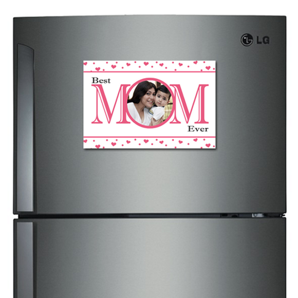 Buy/ Send Gifts for Mom, Best Mom Ever Magnet, Birthday Gifts for Mom