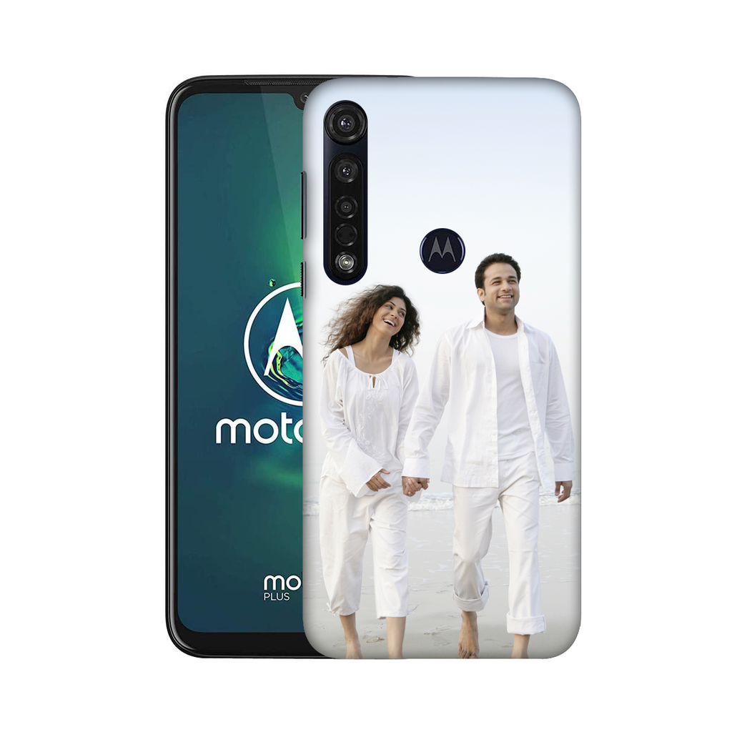 Buy Customised Moto G8 Play Mobile Covers/ Cases Online India - Zestpics