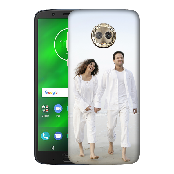 Buy Customised Moto G6 Plus Mobile Covers/ Cases Online India - Zestpics