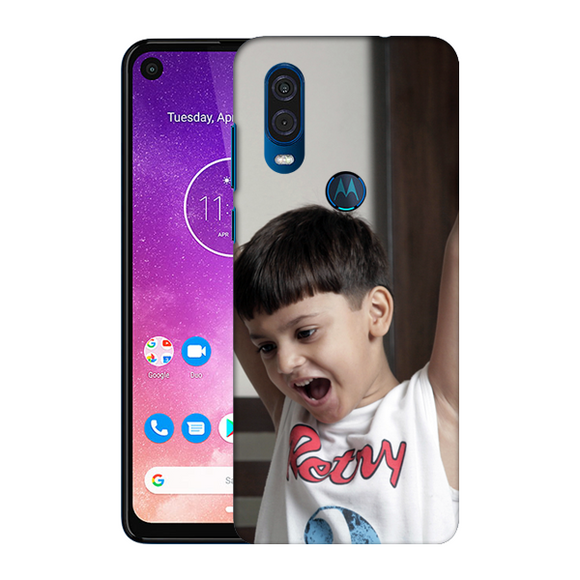 Buy Customised Motorola One Vision Mobile Covers/ Cases Online India - Zestpics