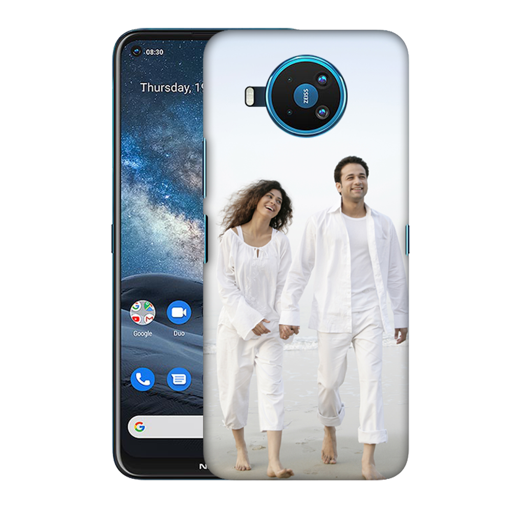 Buy Customised Nokia 8.3 Mobile Covers/ Cases Online India - Zestpics