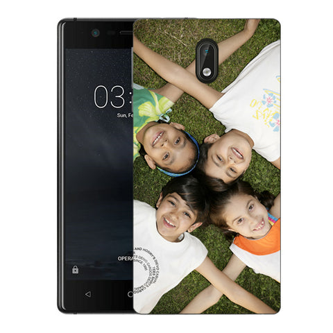 Purchase Customized Nokia 3 cases & covers online in India from Zestpics. Make Your Own Personalized CASE - Nokia 3 - Zestpics Customised Phone. Personalized Skins