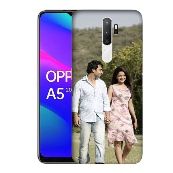 Buy Customised Oppo A5 2020 Mobile Covers/ Cases Online India - Zestpics