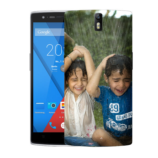 Buy Customised Oneplus One Mobile Covers/ Cases Online India - Zestpics