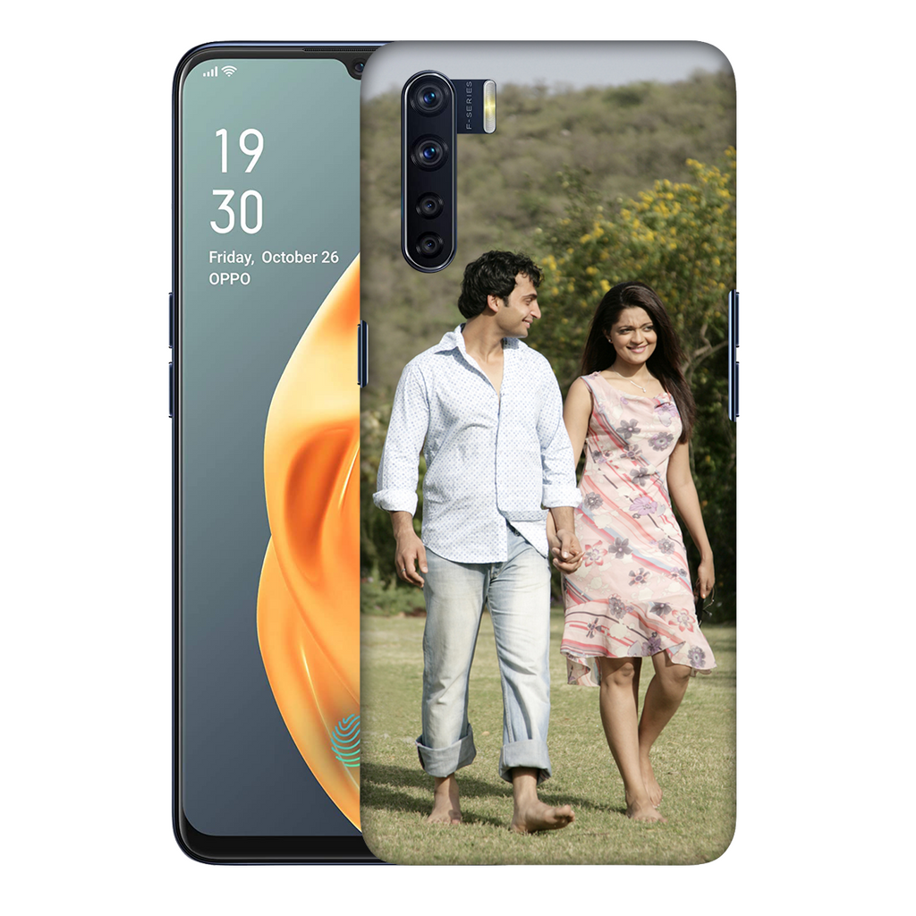 Buy Customised Oppo F15 Mobile Covers/ Cases Online India - Zestpics