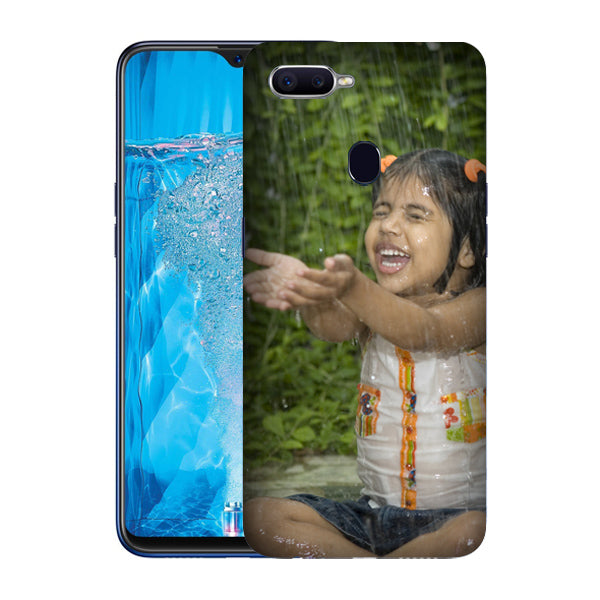 Buy Customised Oppo F9/F9 Pro Mobile Covers/ Cases Online India - Zestpics