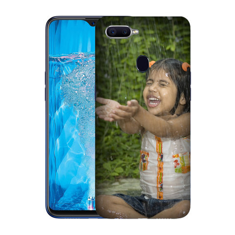 Buy Customised Oppo F9 & F9 Pro Mobile Covers/ Cases Online India - Zestpics