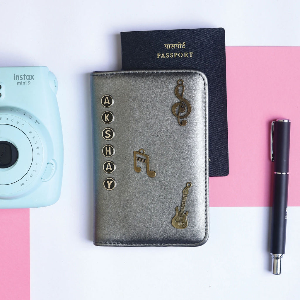Passport Cover - Get Personalized Passport Cover online at Zestpics