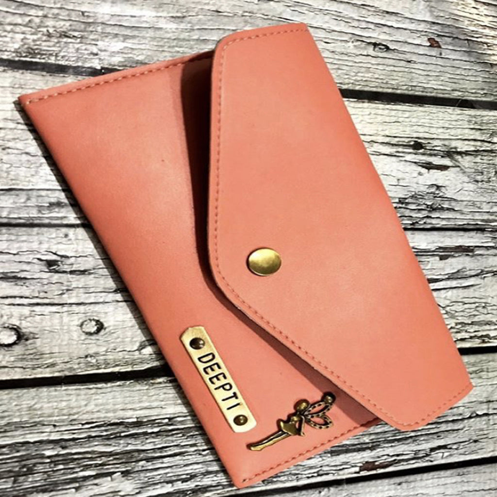 Buy Wallets for Women, Personalised Women Cluthes Online India | Zestpics