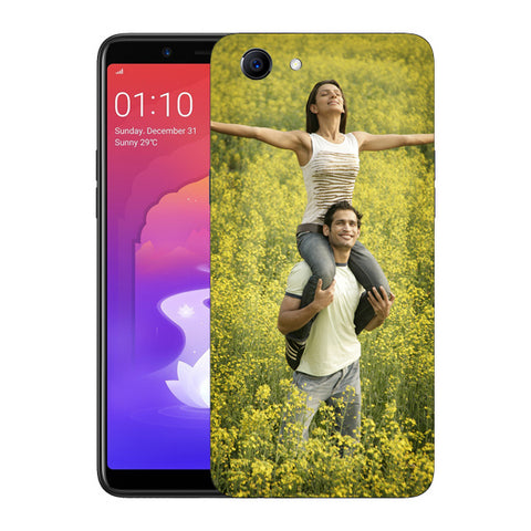 Buy Customised Oppo RealMe 1 Mobile Covers/ Cases Online India - Zestpics