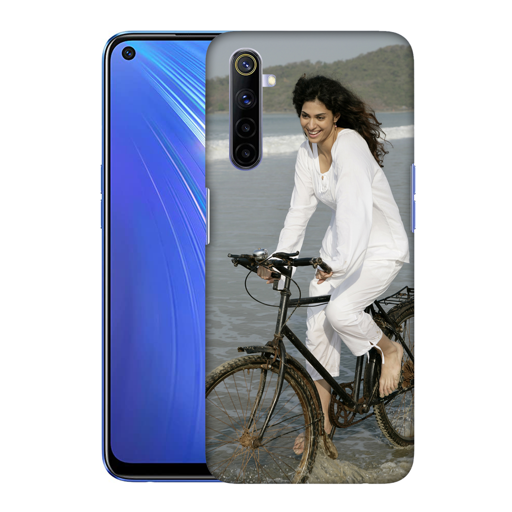 Buy Customised Realme 6 Mobile Covers/ Cases Online India - Zestpics