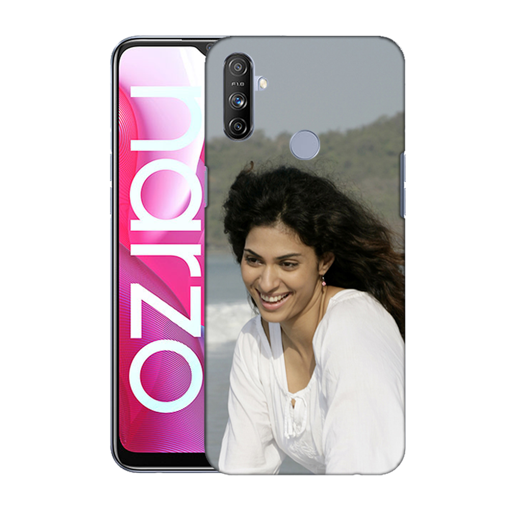 Buy Customised Realme Narzo 20A Mobile Covers/ Cases Online India - Zestpics