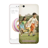 Buy Personalized Redmi 5A Mobile Back Covers/Cases. Design your own Customized Mobile Case for Redmi 5A with your own Photos, Text online & Make it Unique. Customize Now! Buy Custom Printed Personalized Mobile Covers/ Skins in India at Zestpics. Mobile Skins, Customized Mobile Phone Skins online in India.