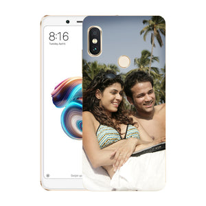 Buy Personalized Redmi Note 5 Pro Mobile Back Covers/Cases. Design your own Customized Mobile Case for Redmi Note 5 Pro with your own Photos, Text online & Make it Unique. Customize Now! Buy Custom Printed Personalized Mobile Covers/ Skins in India at Zestpics. Mobile Skins, Customized Mobile Phone Skins online in I