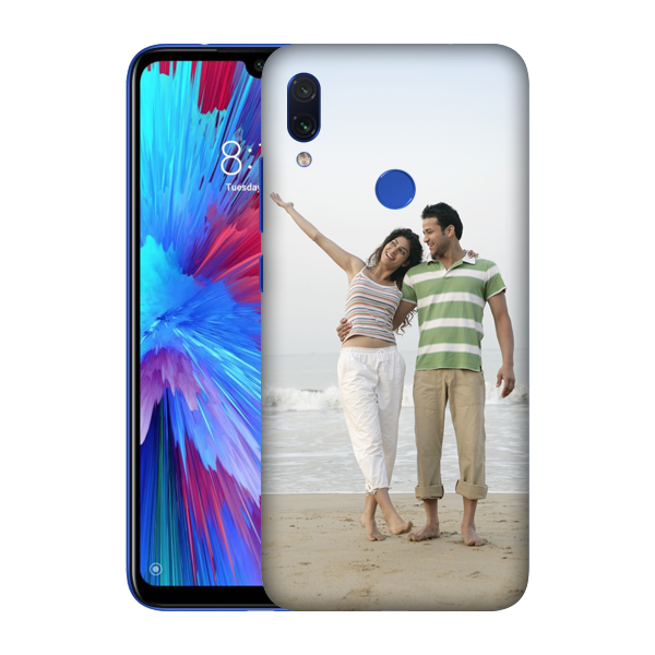 Buy Customised Redmi Note 7 Mobile Covers/ Cases Online India - Zestpics