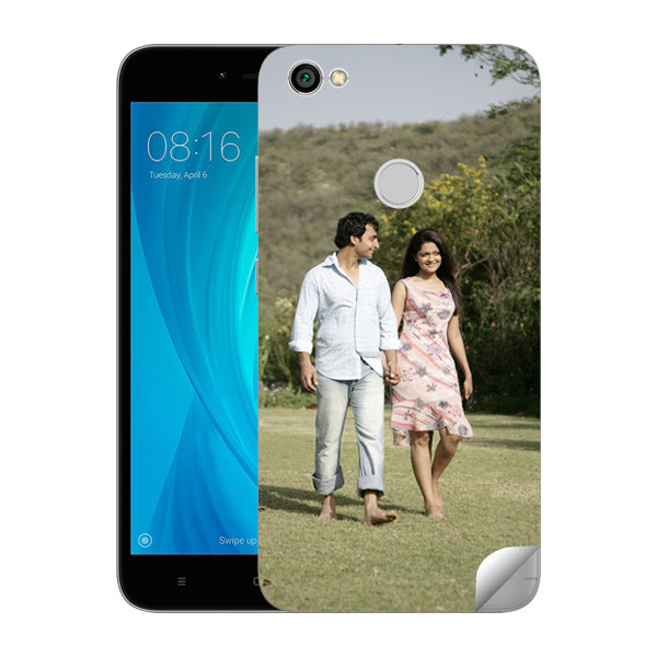 Redmi Y1 Mobile Back Covers and Cases Online India - Zestpics