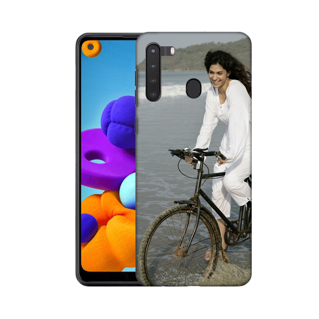 Buy Customised Samsung Galaxy A21 Mobile Covers/ Cases Online India - Zestpics