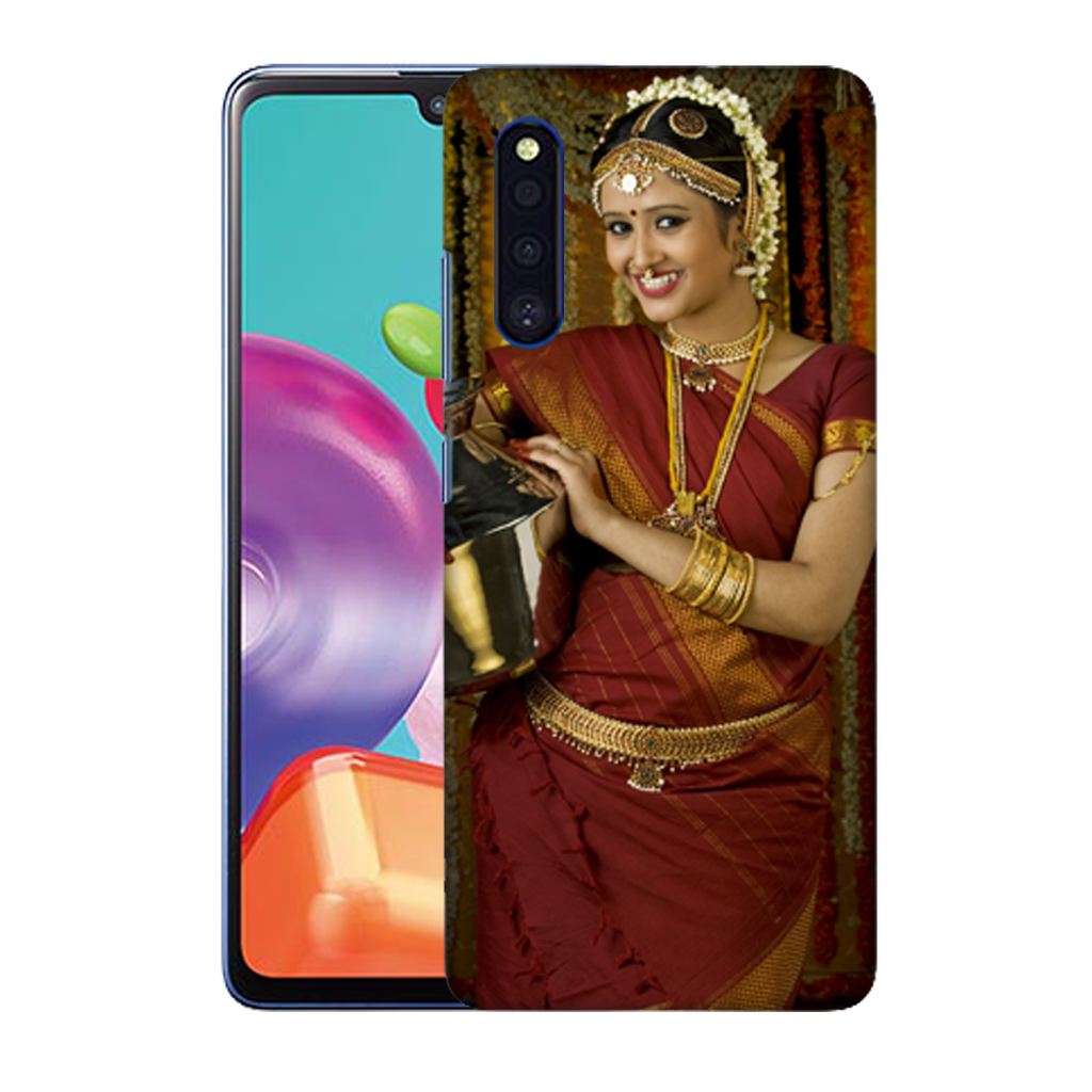 Buy Customised Samsung Galaxy A41 Mobile Covers/ Cases Online India - Zestpics