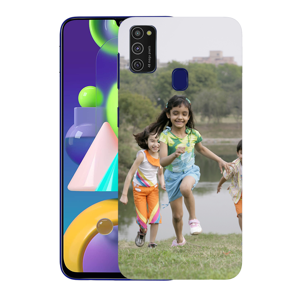 Buy Customised Samsung Galaxy M21 Mobile Covers/ Cases Online India - Zestpics