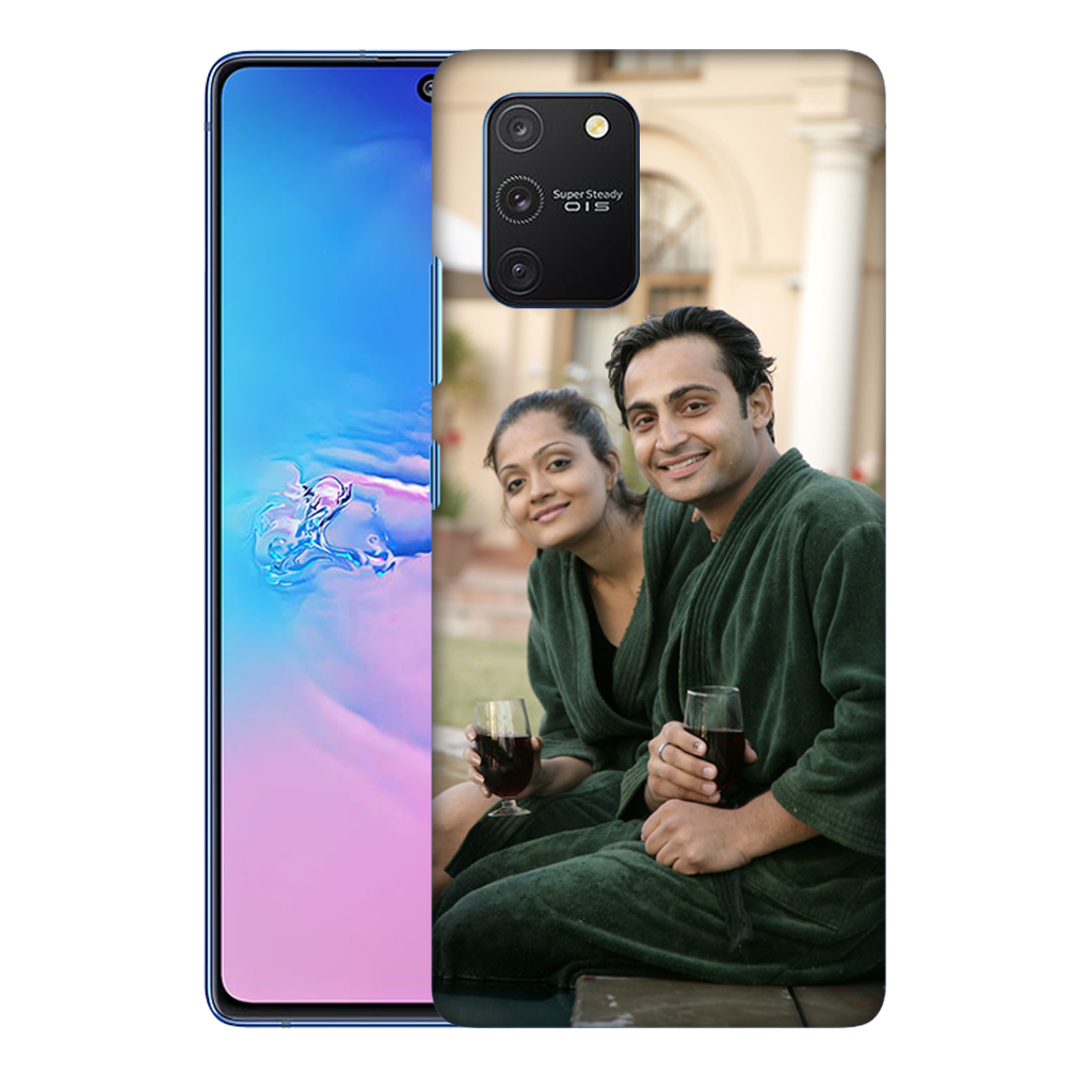 Buy Customised Samsung Galaxy S10 Lite Mobile Covers/ Cases Online India - Zestpics