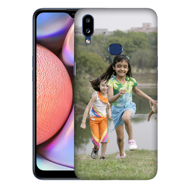 Buy Customised Samsung Galaxy A10S Mobile Covers/ Cases Online India - Zestpics