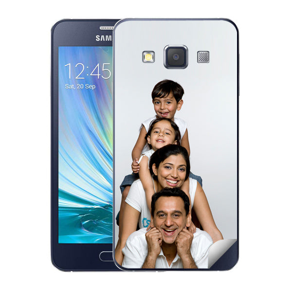 Samsung A3 Duos Mobile Back Covers and Cases Online India - Zestpics