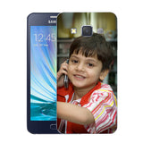 Buy Personalized Samsung A5 2015 Mobile Back Covers/Cases. Design your own Customized Mobile Case for Samsung A5 2015 with your own Photos, Text online & Make it Unique. Customize Now! Buy Custom Printed Personalized Mobile Covers/ Skins in India at Zestpics. Mobile Skins, Customized Mobile Phone Skins online in India.
