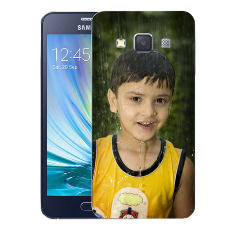 Buy Personalized Samsung A5 Duos Mobile Back Covers/Cases. Design your own Customized Mobile Case for Samsung A5 Duos with your own Photos, Text online & Make it Unique. Customize Now! Buy Custom Printed Personalized Mobile Covers/ Skins in India at Zestpics. Mobile Skins, Customized Mobile Phone Skins online in India.