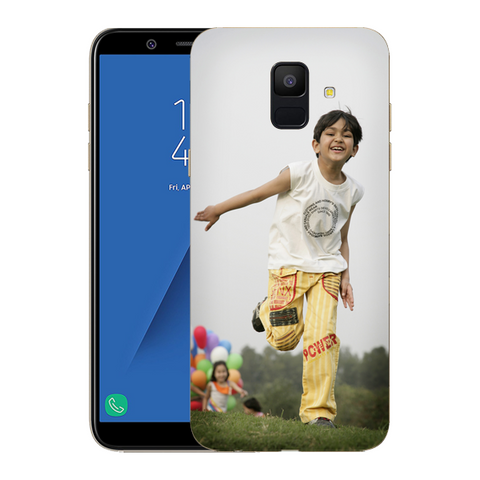 Buy Customised Samsung A6 Mobile Covers/ Cases Online India - Zestpics