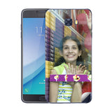 Samsung C7 Pro Mobile Back Covers and Cases Online India - Zestpics