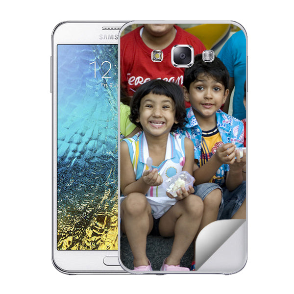 Samsung E7 Mobile Back Covers and Cases Online India - Zestpics