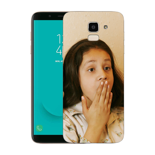 Buy Customised Samsung J6 (2018) Mobile Covers/ Cases Online India - Zestpics