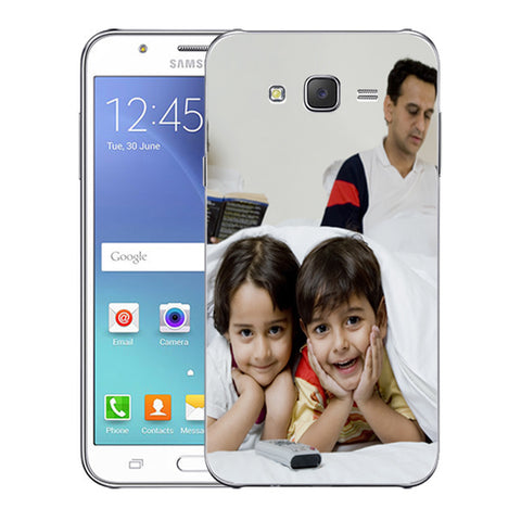 Buy Personalized Samsung J7 (2015) Mobile Back Covers/Cases. Design your own Customized Mobile Case for Samsung J7 (2015) with your own Photos, Text online & Make it Unique. Customize Now! Buy Custom Printed Personalized Mobile Covers/ Skins in India at Zestpics. Mobile Skins, Customized Mobile Phone Skins online in India.