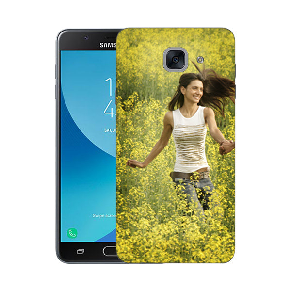 Buy Personalized Samsung J7 Max Mobile Back Covers/Cases. Design your own Customized Mobile Case for Samsung J7 Max with your own Photos, Text online & Make it Unique. Customize Now! Buy Custom Printed Personalized Mobile Covers/ Skins in India at Zestpics. Mobile Skins, Customized Mobile Phone Skins online in India.
