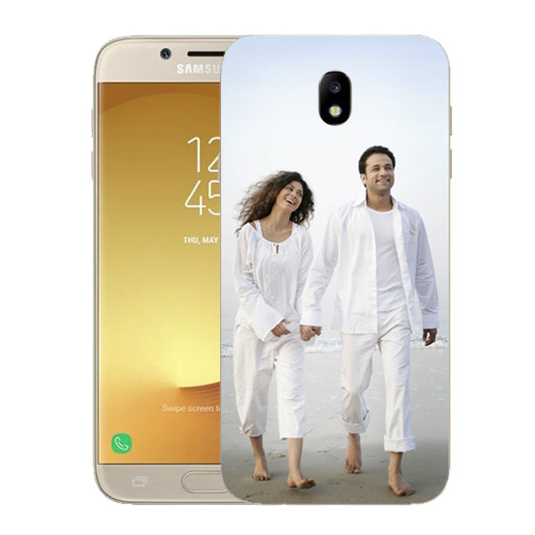 Buy Personalized Samsung J7 Pro Mobile Back Covers/Cases. Design your own Customized Mobile Case for Samsung J7 Pro with your own Photos, Text online & Make it Unique. Customize Now! Buy Custom Printed Personalized Mobile Covers/ Skins in India at Zestpics. Mobile Skins, Customized Mobile Phone Skins online in India.