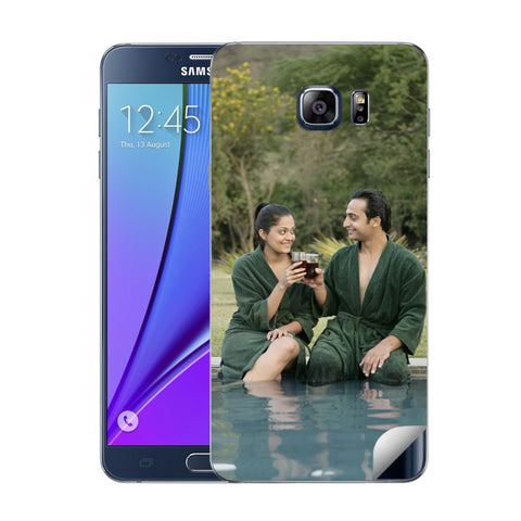 Samsung Note 5 Duos Mobile Back Covers and Cases Online India - Zestpics