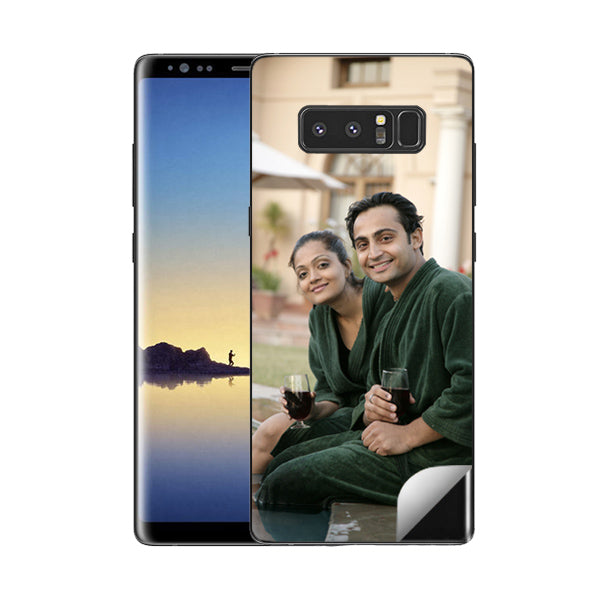 Samsung Note 8 Mobile Back Covers and Cases Online India - Zestpics
