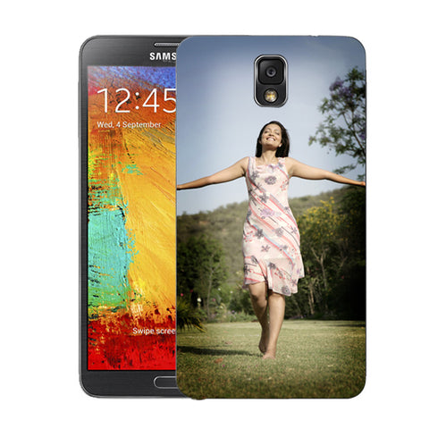 Buy Personalized Samsung Note 3 Mobile Back Covers/Cases. Design your own Customized Mobile Case for Samsung Note 3 with your own Photos, Text online & Make it Unique. Customize Now! Buy Custom Printed Personalized Mobile Covers/ Skins in India at Zestpics. Mobile Skins, Customized Mobile Phone Skins online in India.