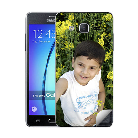 Samsung On5 (2015) Mobile Back Covers and Cases Online India - Zestpics