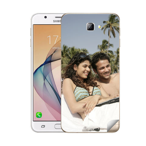 Samsung On7 (2016) Mobile Back Covers and Cases Online India - Zestpics
