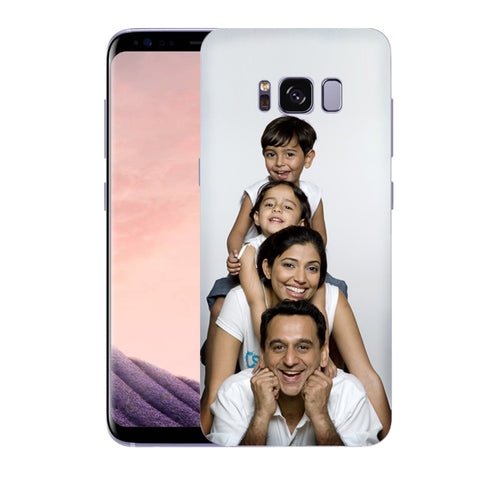 Create custom Galaxy S8 cases online using the Zestpics. Galaxy S8 phone case customizer. Design a Galaxy S8 case that shows off your style and make it yours.