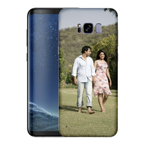 Keep your Samsung Galaxy S8 Plus looking fresh! Design your own hard case using an image of your choice. It's entirely up to you how you want it to look! Mobile Skins