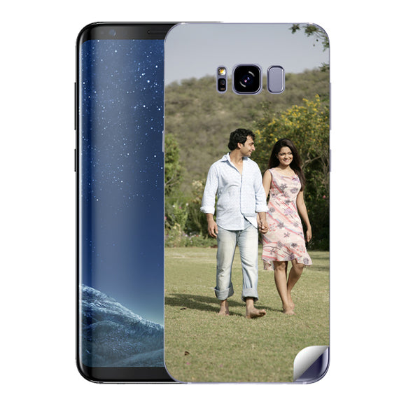 Make Your Own Samsung S8 Plus Hard Case - Custom Phone Cases at Zestpics