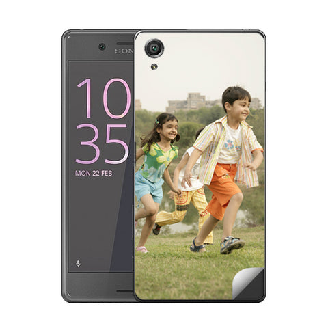 Sony X Mobile Back Covers and Cases Online India - Zestpics
