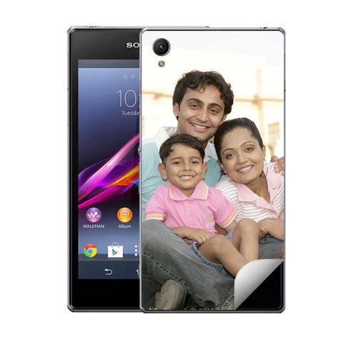 Sony Z1 Mobile Back Covers and Cases Online India - Zestpics
