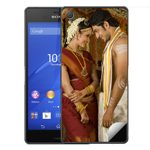 Sony Z3 Mobile Back Covers and Cases Online India - Zestpics