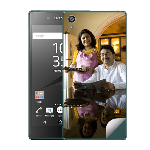 Sony Z5 Mobile Back Covers and Cases Online India - Zestpics